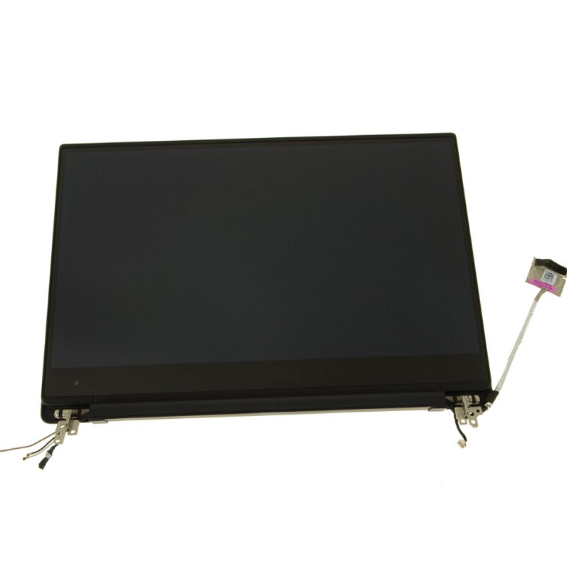 "For Dell OEM Latitude 13 (7370) 13.3"" Touchscreen QHD+ LCD Screen Display Complete Assembly - Carbon Fiber - P4GGV"