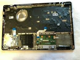 Dell OEM Latitude 5580 / Precision 3520 Palmrest Touchpad Assembly with SC Reader - A166U6 - P9JJV