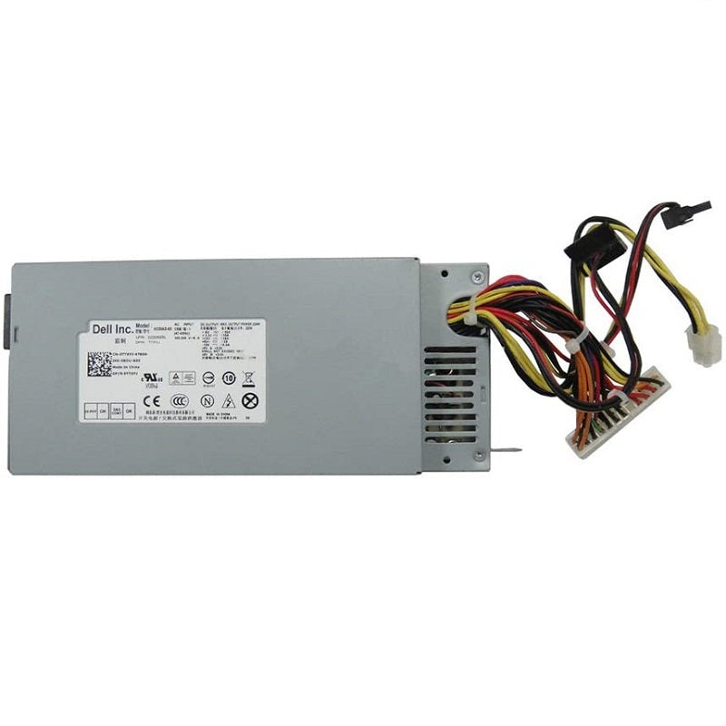 R82H5 Power Supply 220W L220NS-00 PS-5221-02D1 For Dell Inspiron 660s Vostro 270