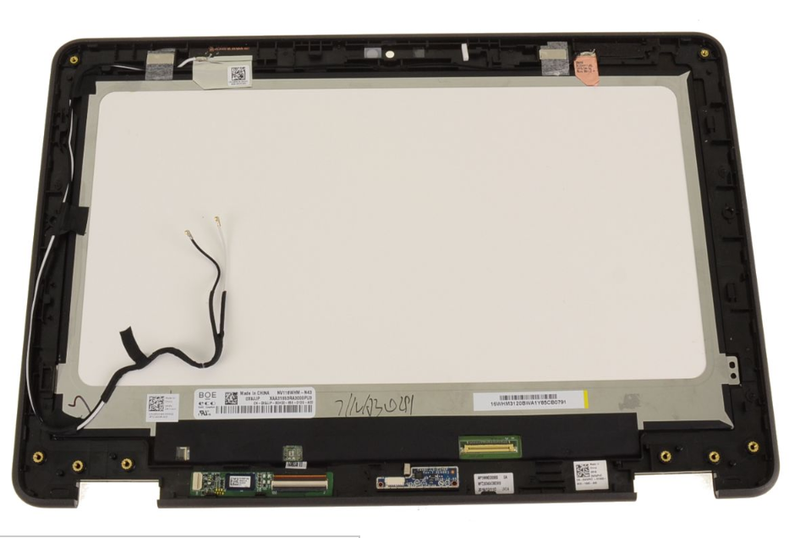 "For Dell OEM Latitude 3189 / Chromebook 11 (3181 / 3189) 2-in-1 11.6"" Touchscreen WXGAHD LCD LED Widescreen - Touchscreen - RVV4H"