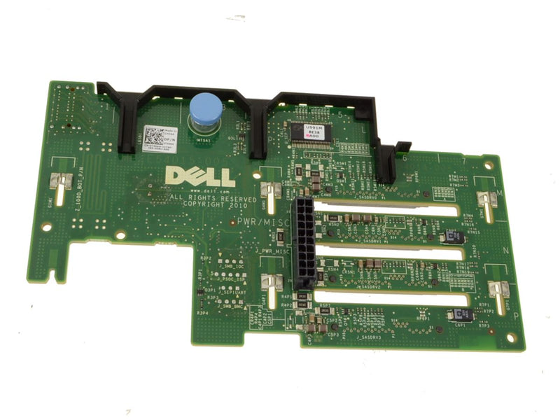 "For Dell OEM PowerEdge R910 Four Bay Backplane Board for 2.5"" Drives - T466H"