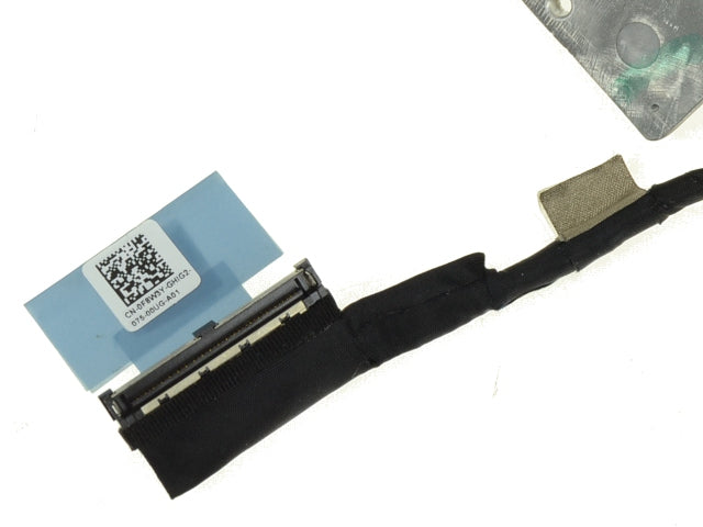 New BLACK - Dell OEM Alienware M11xR2 / M11xR3 LCD Screen Display Complete Assembly with Web Camera - VT7K8