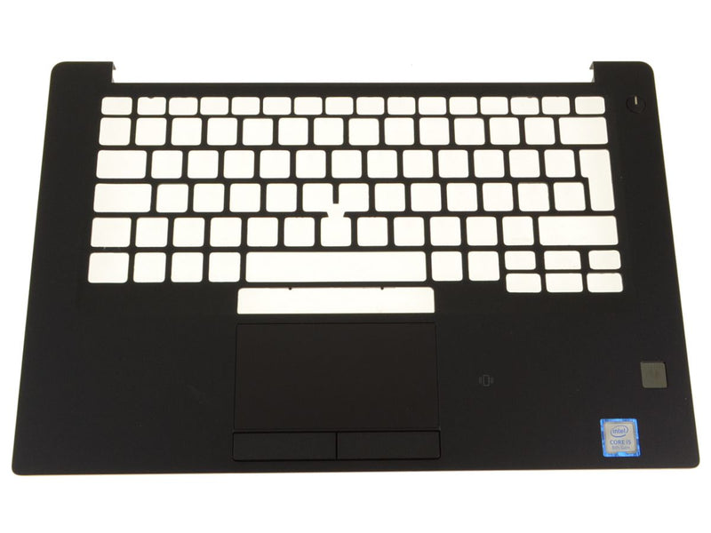 For Dell OEM Latitude 7490 EMEA Touchpad Palmrest Assembly - EMEA - Fingerprint Reader - VTN1X
