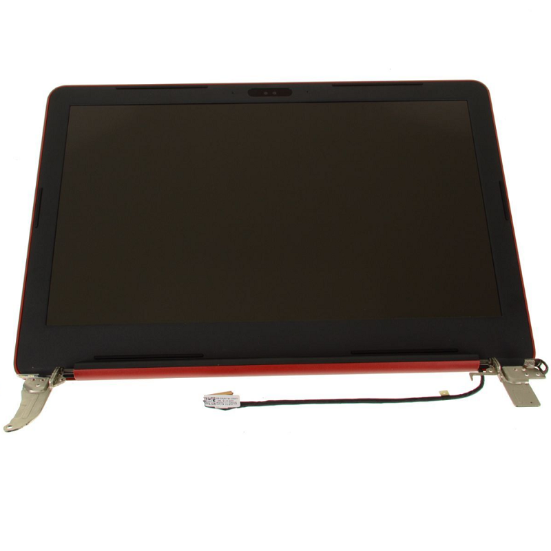 "New Red - For Dell OEM Inspiron 15 (5565 / 5567) 15.6"" TouchScreen FHD LCD Display Complete Assembly - VVWTX"