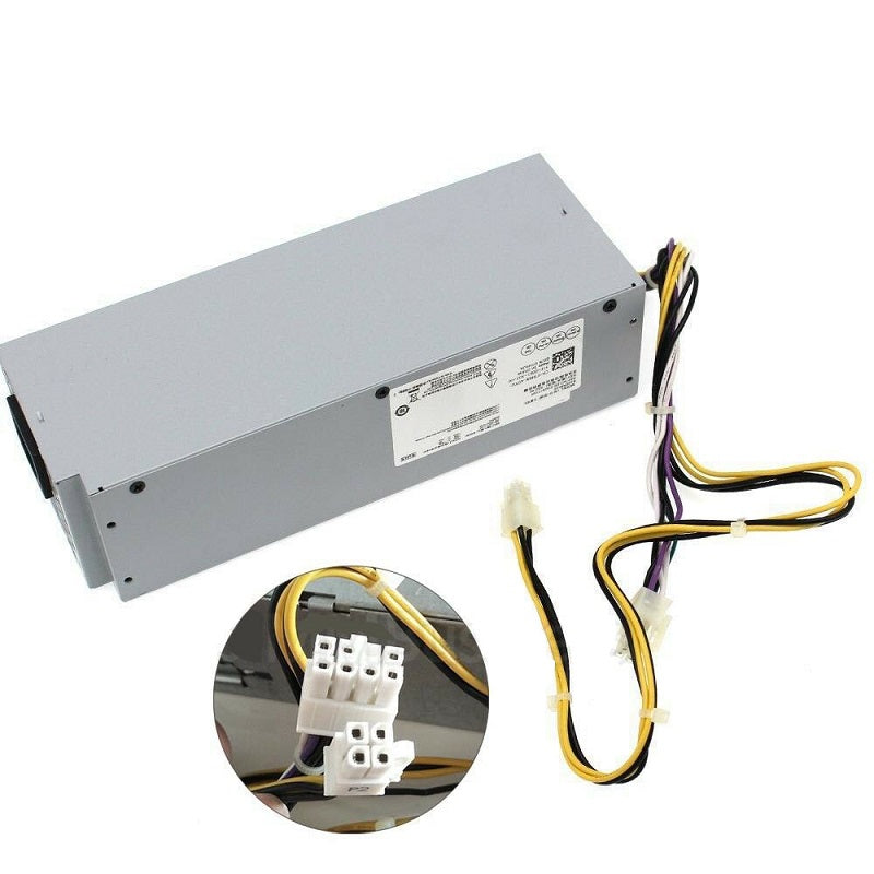 240W B240ES-00 Power Supply for Dell Optiplex3040 5040 7040 3650 3656 SFF - W2DN4 0W2DN4 CN-0W2DN4