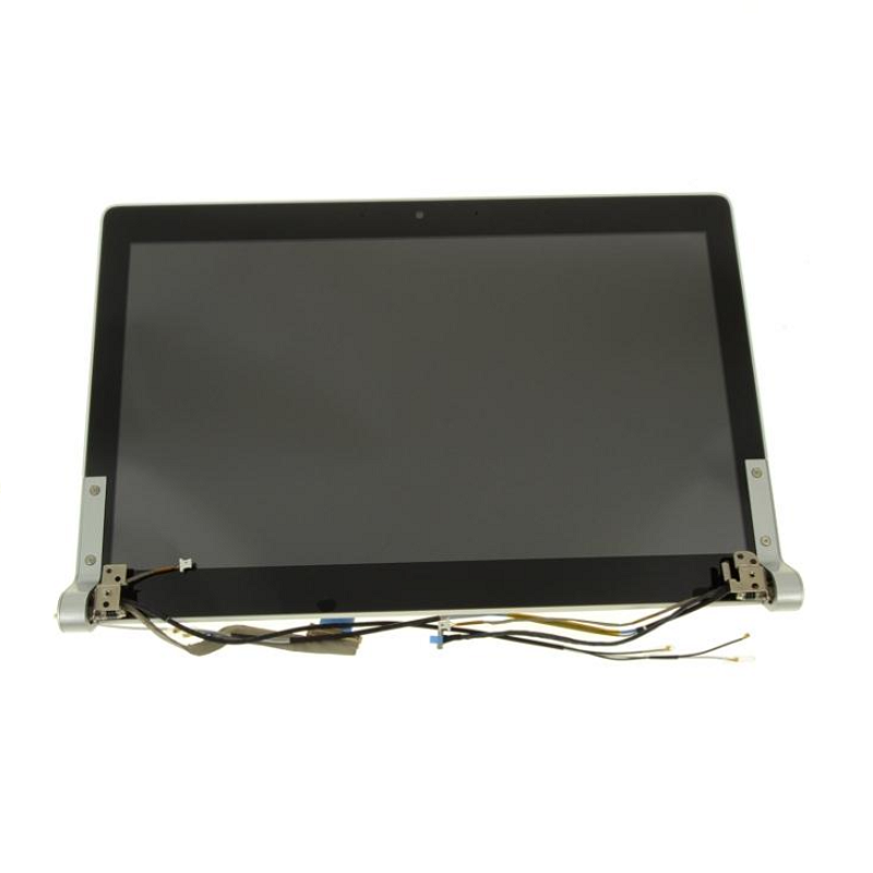 "New WHITE - Studio XPS 16 (1640 1645 1647) 15.6"" FHD (1920 x 1080) LCD Screen Display Panel Complete Assembly - WJ1HY 0WJ1HY CN-0WJ1HY"