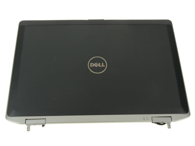 "For Dell OEM Latitude E6420 14"" LCD Back Cover Lid Assembly with Hinges - WPT5F"