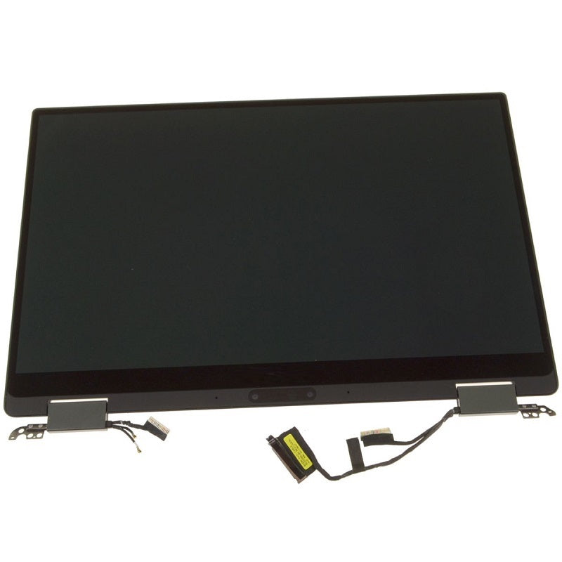 "For New Dell OEM XPS 13 (9365) 13.3"" Touchscreen FHD LCD Display Complete Assembly - Black - XFXCD"