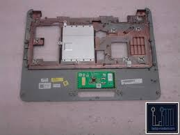 For Dell OEM Inspiron Mini 12 (1210) Palmrest Touchpad Assembly