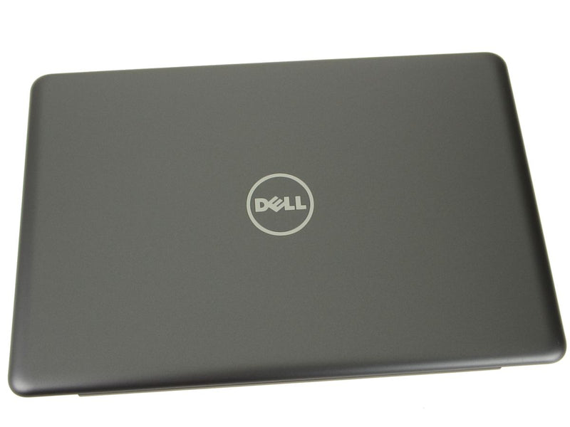 "For Dell OEM Inspiron 15 (5567 / 5565) 15.6"" LCD Back Cover Lid Top Assembly - Matte Gray - YV3YV"