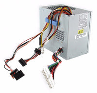 NH493 0NH493 Power Supply for Dell Dimension 5200 E521 E520 Desktop 305W L305P-01