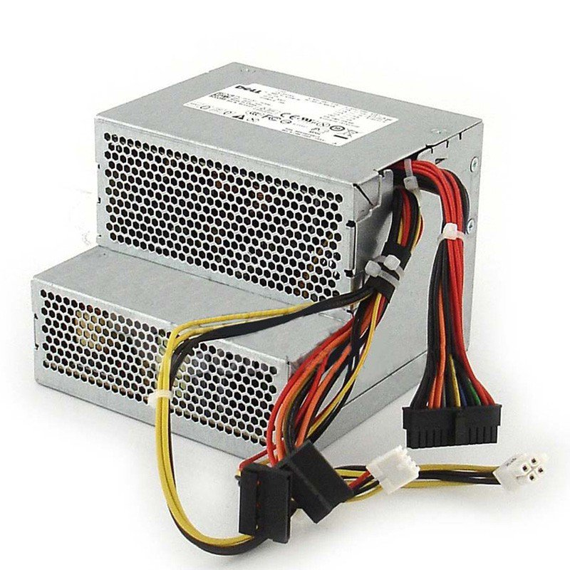Dell C112T 0C112T 255W Power Supply for Optiplex 760 780 960 980 AC255AD-00