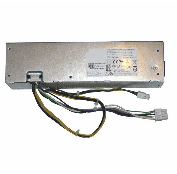 T4GWM 0T4GWM Dell Optiplex 3020 7020 9020 SFF Power Supply Unit 255W CN-0T4GWM AC255ES-00 PCB050 PSU