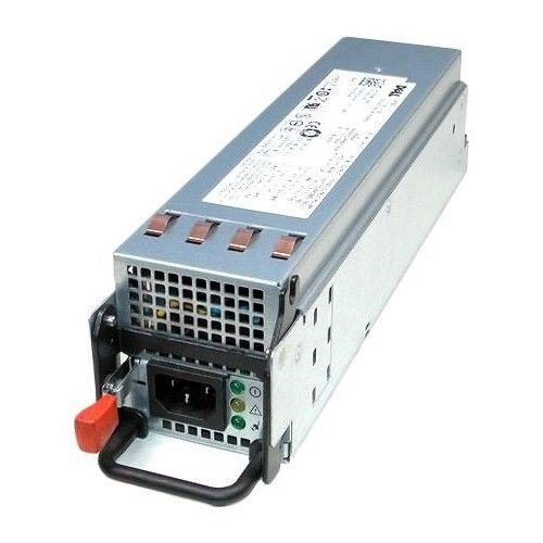 F5XMD Power Supply Dell Poweredge T410 Server PSU 580W F5XMD CN-0F5XMD A580E-S0 AA25730L