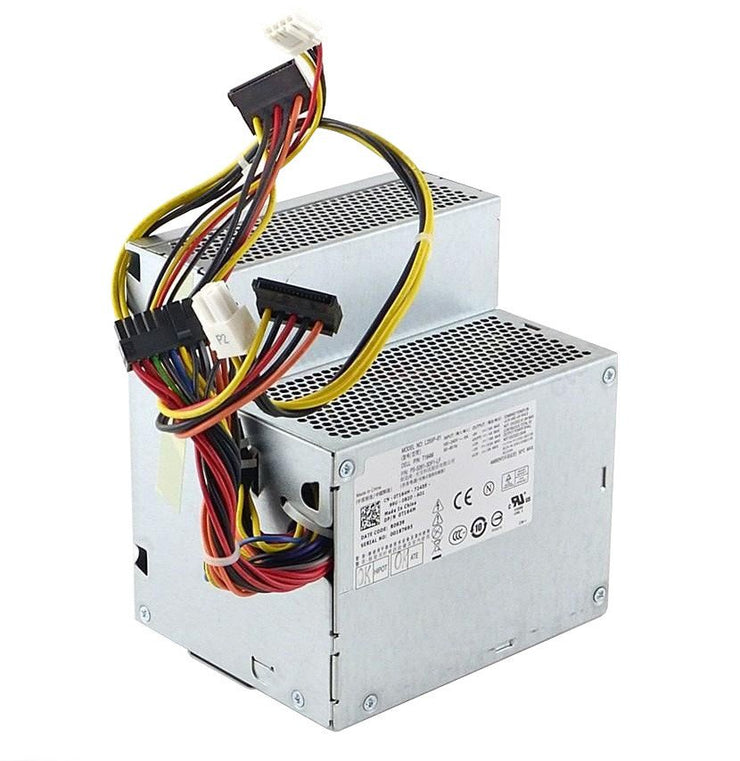 T164M 0T164M 255W Power Supply for Dell Optiplex 760 780 960 Desktop PSU L255P-01