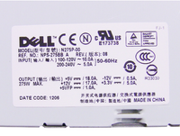 Dell K8964 0K8964  Dimension 5100c 5150c XPS 200 Optiplex GX520 GX620 SFF N275P-00 275W Power Supply