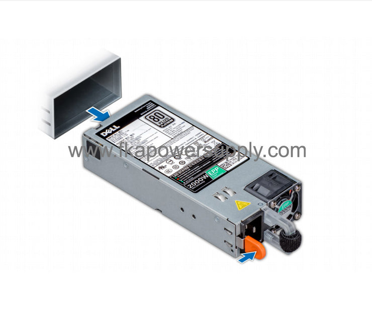 Dell HDV6P 0HDV6P 495W Power Supply for PowerEdge T330