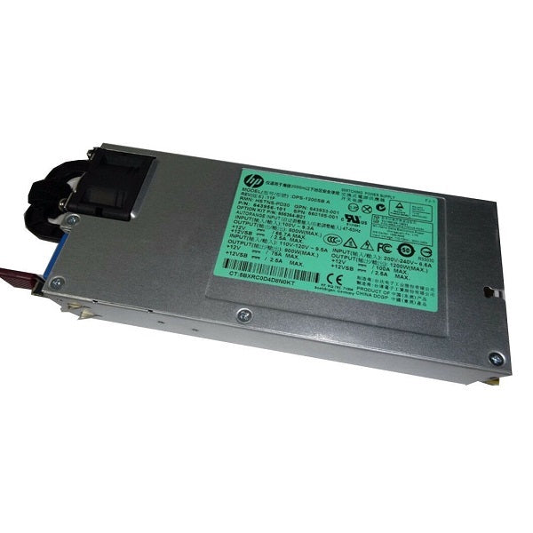For HP G8 DPS-1200SB A 643956-101 643933-001 660185-001 powersupply DPS-1200SB A