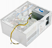 Dell 8MH6N 08MH6N 250W Power Supply for Vostro 3900G Mini Tower Vostro 3902