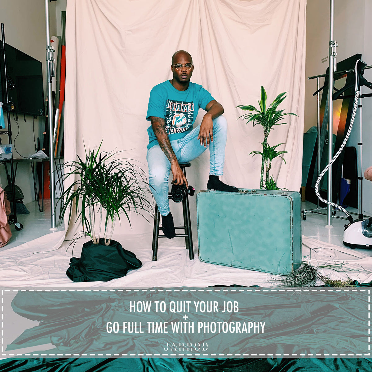 How To Quit Your Job + Go Full Time With Photography