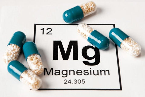 magnesium, topical magnesium, magnesium supplements