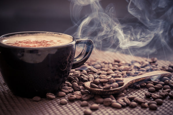 cup of hot coffee, morning coffee, rise and shine