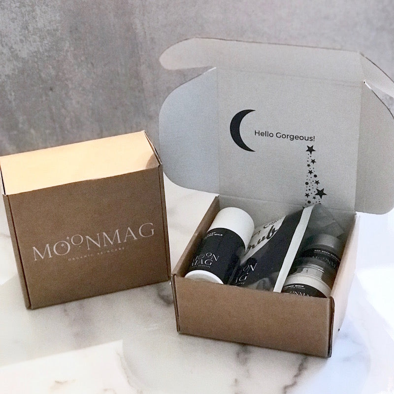 Essential Beauty Kit - MoonMag Organic SkinCare