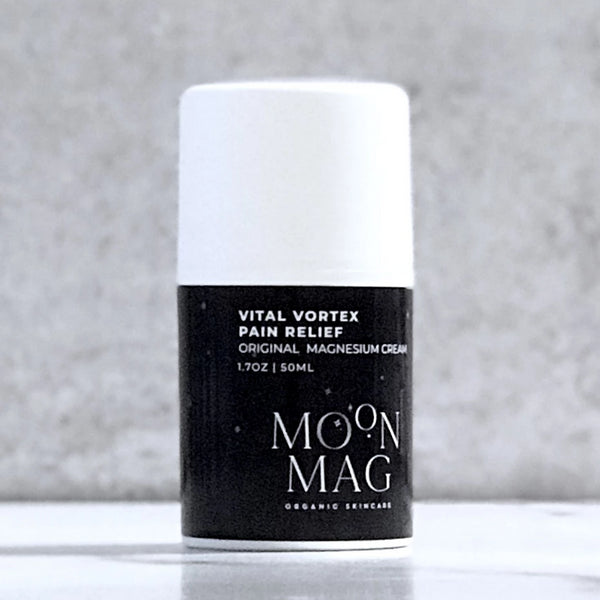 Pain Relief Cream-MoonMag Organic SkinCare