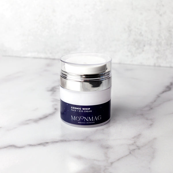Face + Eye Cream-MoonMag Organic SkinCare