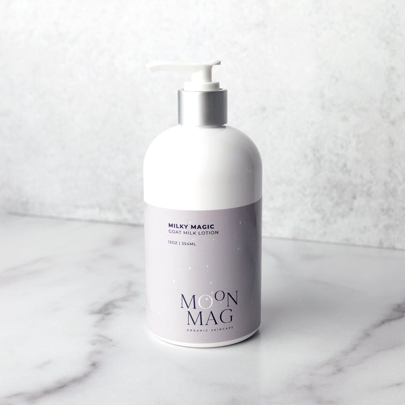 Lotion-MoonMag Organic SkinCare