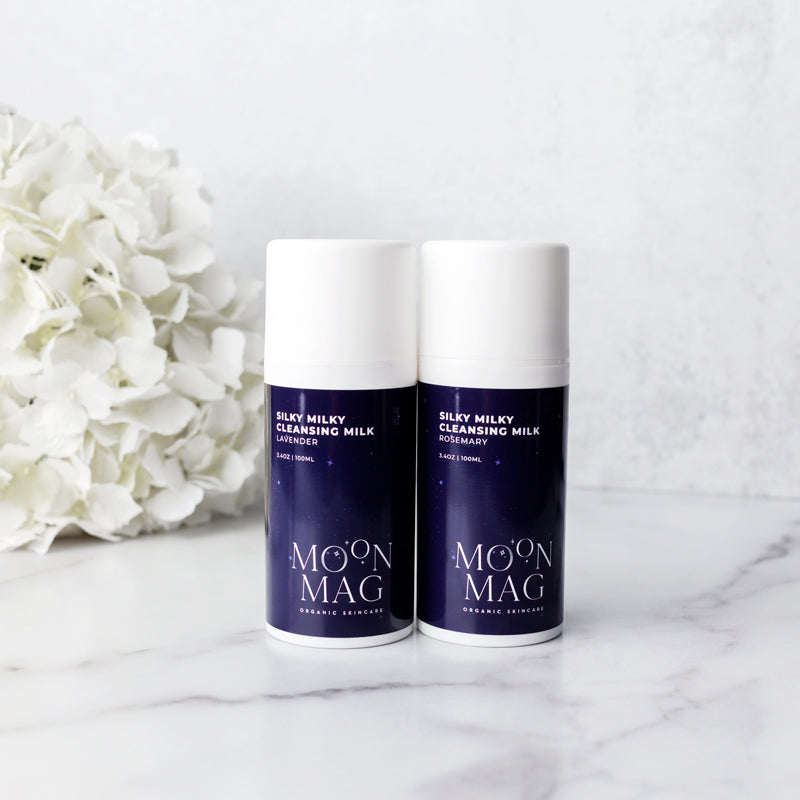 Cleansing Milks - MoonMag Organic SkinCare