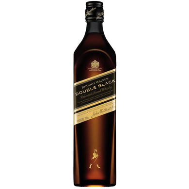 Johnnie Walker Double Black Label Blended Scotch Whisky (100cl) - liquormalaysia