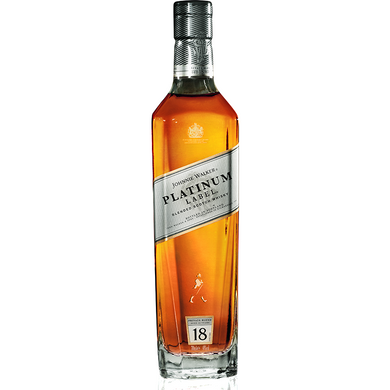 Johnnie Walker Platinum Label 18 Years Blended Scotch Whisky (75cl) - liquormalaysia
