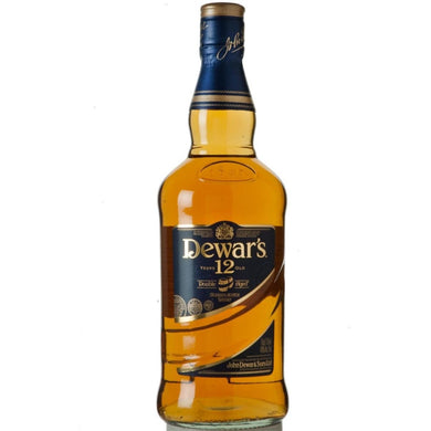 Dewars 12 Years Old The Ancestor Blended Scotch Whisky (75cl) - liquormalaysia