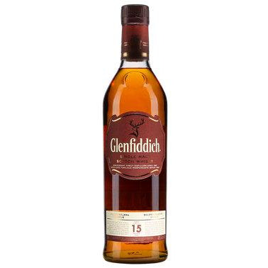 Glenfiddich 15 Years Old Single Malt Whisky (75cl) - liquormalaysia