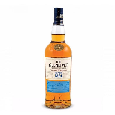 The Glenlivet Founders Reserve Single Malt (100cl) - liquormalaysia