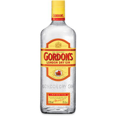 Gordon's London Dry Gin (70cl) - liquormalaysia