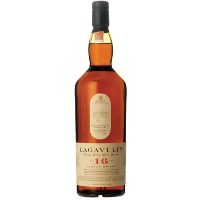 Lagavulin 16 Year Old Islay Single Malt (70cl) - liquormalaysia