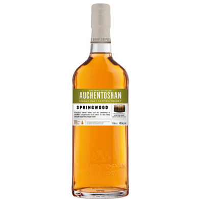 Auchentoshan Springwood Single Malt Scotch Whisky (100cl) - liquormalaysia