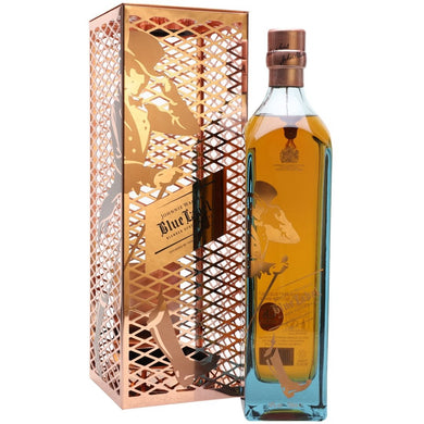 Johnnie Walker Blue Label Tom Dixon Limited Edition Blended Scotch Whisky (75cl) - liquormalaysia
