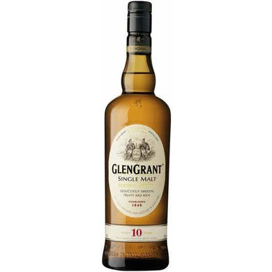 Glen Grant 10 Years Old Single Malt Whisky (70cl) - liquormalaysia