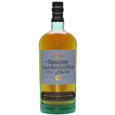 Singleton 15 Years Old Single Malt Whisky (70cl) - liquormalaysia
