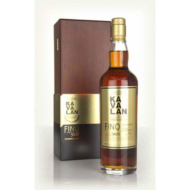 Kavalan Solist Fino Sherry Cask Single Malt (70cl) - liquormalaysia