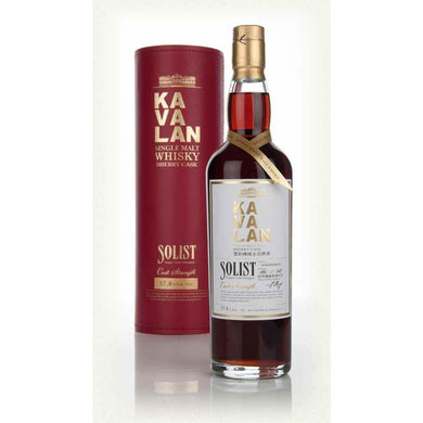 Kavalan Solist Sherry Cask Matured Single Malt (70cl) - liquormalaysia