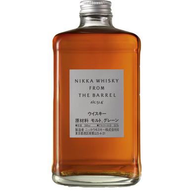 Nikka From The Barrel Japanese Whisky (50cl) - liquormalaysia