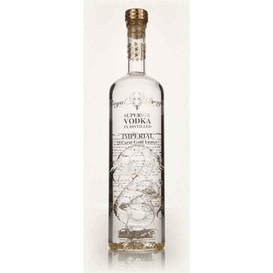 Royal Dragon Imperial Vodka (75cl) - liquormalaysia
