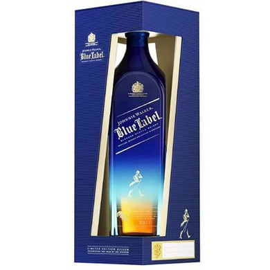 Johnnie Walker Blue Label Year of the Rooster Blended Scotch Whisky (75cl) - liquormalaysia