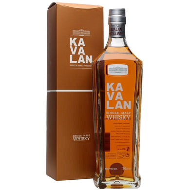 Kavalan Classic Single Malt (70cl) - liquormalaysia