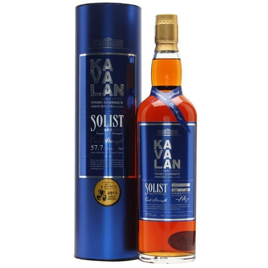 Kavalan Solist Vinho Barrique (57.8%) Single Malt (70cl) - liquormalaysia