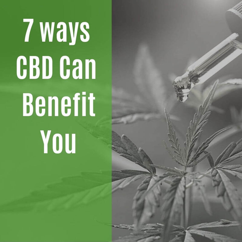 ways CBD can benefit you